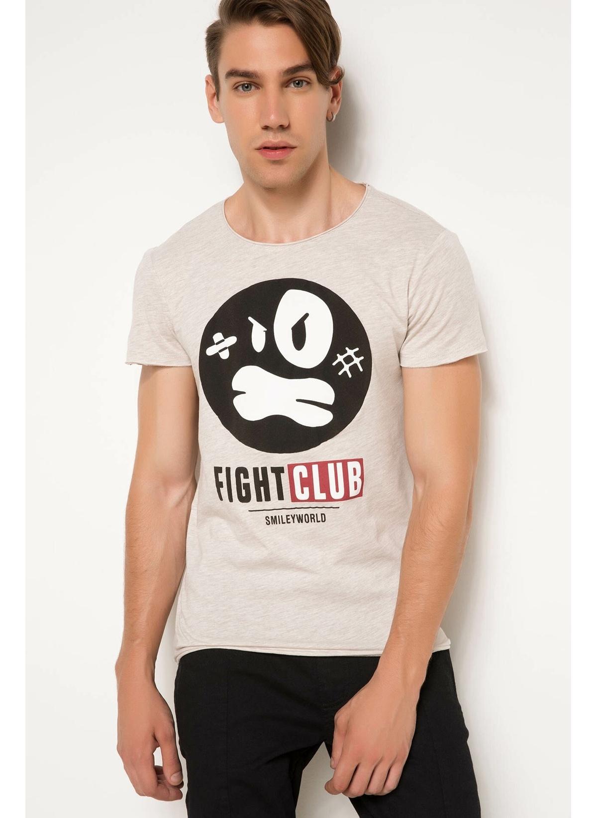 Defacto Tişört G9953az17smbg300t-shirt – 24.99 TL